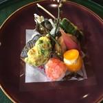 日本料理 彩 - 八寸