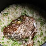魚と酒菜 とき和 - 鯛飯