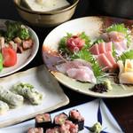 魚と酒菜 とき和 - 集合