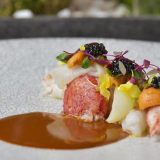 ◆リラックスできる、日本人が美味しいと思えるお料理をご提案。