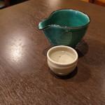 ごま料理 蔵馬 - *日本酒・辻 善兵衛(一合)