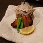 ごま料理 蔵馬 - 鞍馬コース:焼き物