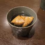 ごま料理 蔵馬 - 胡麻茶