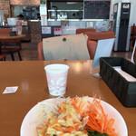 あぐりかふぇC's - 料理写真:サラダ