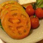 10313068 - チーズと冷やしトマト
