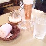 カフェ・ド・クロワッサン - 備品①
