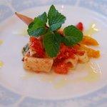 パストリア プーサン - 料理写真:前菜