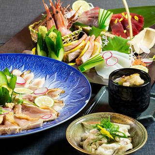 ◆絶品『博多地鶏』7品飲み放題付4500円→2998円◆