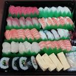 コストコ - 寿司ファミリー盛48貫 2678円