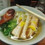 103132232 - 和風柚子焼豚柳麺大盛1090円