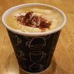 ツインズクレープ - ウインナーコーヒー