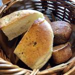 103134508 - フォカッチャとパン