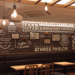 ATHREE PARLOR -