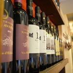 RISE - ボトルワインは1本3000円~36種を取り揃えております。