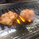 藤山 - テッチャン焼き1