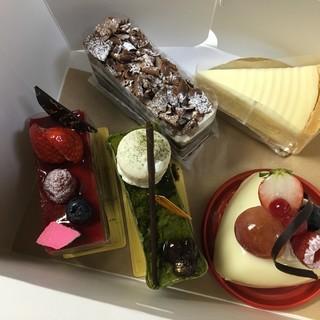 エミール - 料理写真:ムスコの誕生日にケーキを♪