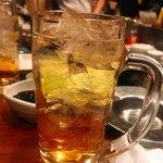 串かつラブリー - 特製梅酒で乾杯