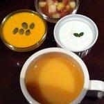 TUCANO'S Churrascaria Brasileira - ランチ ビュッフェ 880円→500円 デザートとジャガイモのスープ