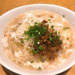 四季亭 - 料理写真:ネギラーメン
