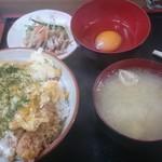 倉井ストアー - 料理写真:優しい定食