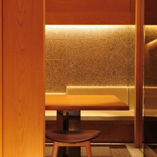 恵比寿で旬の新鮮な魚や野菜を使った料理を楽しめる大人の隠れ家