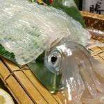 福岡鷹勝 - 博多一本槍イカ