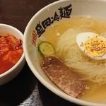 103149560 - 冷麺(小)、別辛。