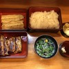 うな泉 - 料理写真:三段重