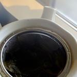 カフェ・ド・ジヴェルニー - 茶葉の様子 量がたっぷりでいっぱい飲める