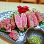 焼肉たまき - ☆黒毛和牛 シャトーブリアン