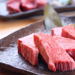 全国から仕入れる和牛はどれも良質!職人の技が光る焼肉を堪能◎