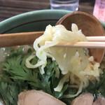 厚木本丸亭 - ピロピロ麺