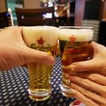 フランス食堂 キリギリス - かんぱい♪