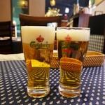 フランス食堂 キリギリス - カールスバーグ 生