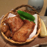 ふぐ料理 玄品 - むちゃくちゃ美味しい河豚唐揚げ