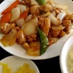 中華料理 大陸 - 四川風炒め