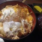 味わい処やよい - 料理写真:カツ丼