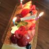 手作りケーキの店 CHERIR - 料理写真:3月のロールケーキ(1850円)
