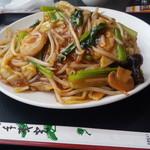 アジア料理 菜心 - 五目焼きそば