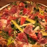 ダ・オッジ - 日本人好みのピッツァ