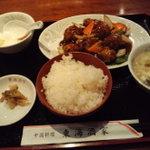 Toukaishuka - ランチ 780円