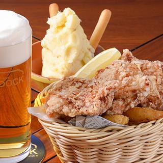 ビールに合う、最高のつまみたち。