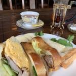オールド カフェ - 料理写真: