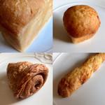 103175774 - 福岡食パン、コンテ、イヴ、ゴルゴンゾーラ