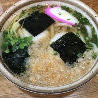 大洋の鯖寿司 - 料理写真:力もちうどん大盛