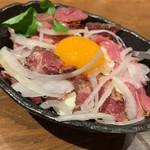 名古屋 名駅 肉寿司 -