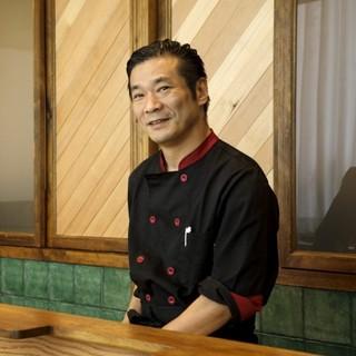 肉を熟知した気鋭の料理人、込山秀規氏