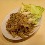 10318226 - タイ風タケノコの炒り米和え