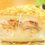 ホームメイドケーキ アンジェ - ミルヒクリームトルテ