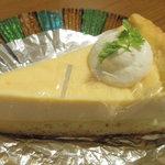ホームメイドケーキ アンジェ - フロマージュブラン